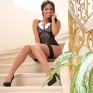 wmb-jessica-burciaga-nick-saglimbeni-staircase-smile-sitting