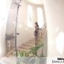 wmb-jessica-burciaga-nick-saglimbeni-stairs-bts-sun-burst