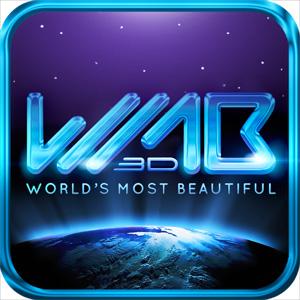 WMB 3D App Logo